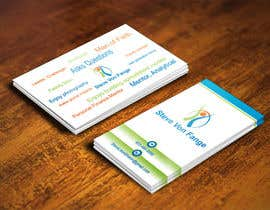 #87 for Design a business card with logo by IllusionG