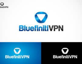 #130 for Design a Logo for BluefinitiVPN af brandcre8tive