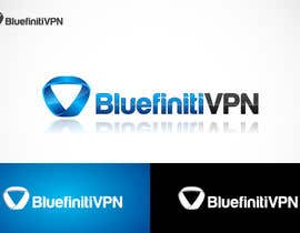 #131 for Design a Logo for BluefinitiVPN by brandcre8tive