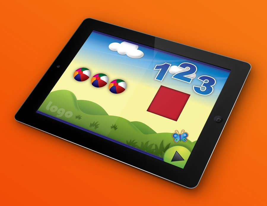 #22 for Design of a User Interface for a Kids Educational Game by PereViki