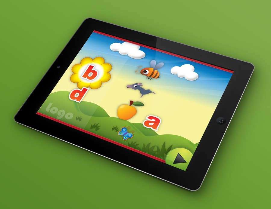 #50 for Design of a User Interface for a Kids Educational Game by PereViki