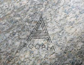 """ChoDa93 tarafından Diseñar un isologotipo para la marca """"ACOPIA"""" için no 32"""