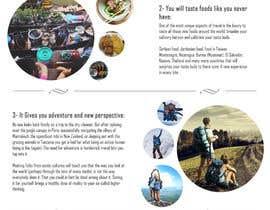 "EhteshamMukhtar tarafından ""5 Reasons to Travel"" banner needed için no 12"