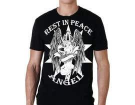 #3 untuk Design a Angel T-Shirt oleh hussainanima