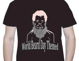 elliondesignidea tarafından Design World Beard Day Themed T-Shirt için no 28