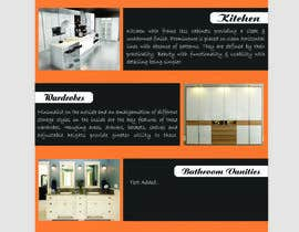 #3 untuk Design a Flyer for Kitchen for Unique Cucine oleh Shrey0017
