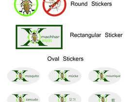 #20 untuk To prepare creative Posters , stickers etc oleh proyectosR