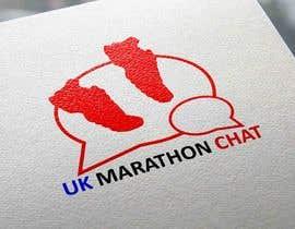 #52 untuk Design a Logo for UK Marathon Chat oleh oceankingdom