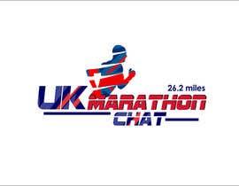 #44 untuk Design a Logo for UK Marathon Chat oleh suprakundu