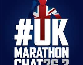#43 untuk Design a Logo for UK Marathon Chat oleh frizzaro