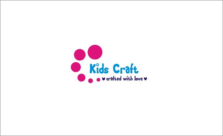 #56 for Kids craft site n logo by fitasari