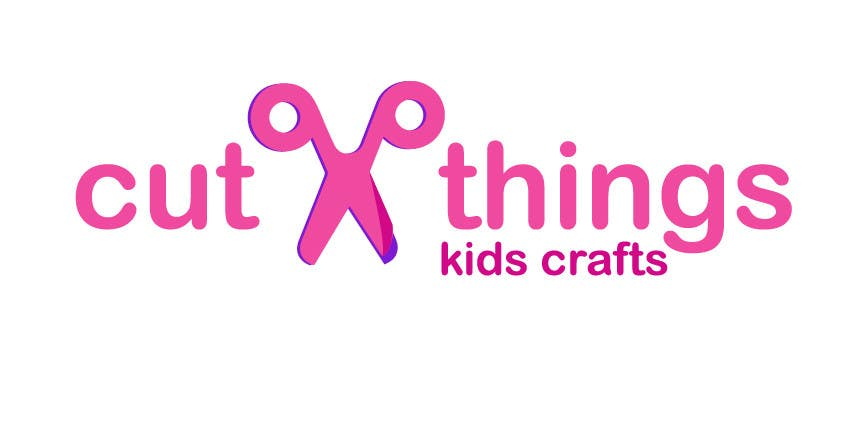 #34 for Kids craft site n logo by stefgoesmess