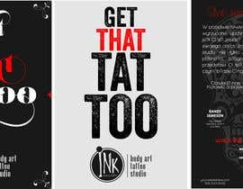#4 for Design a Flyer for Ink Gallery by catalins