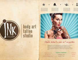 nº 1 pour Design a Flyer for Ink Gallery par SimonMerritt