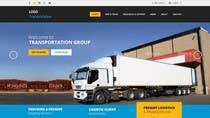 Graphic Design Entri Peraduan #3 for Design a Website Mockup Must be user friendly 1 page fun site for tranport company