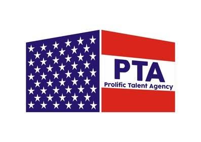 leoghelli tarafından Design a Logo for Prolific Talent Agency (PTA) için no 25