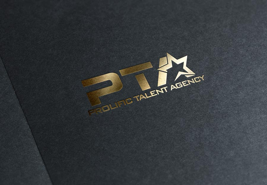 Penyertaan Peraduan #38 untuk Design a Logo for Prolific Talent Agency (PTA)