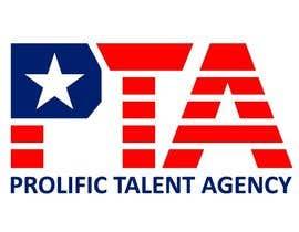 tuankhoidesigner tarafından Design a Logo for Prolific Talent Agency (PTA) için no 15