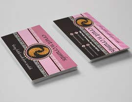 Mustafawadiwala tarafından Design business cards for home based Bakery için no 178