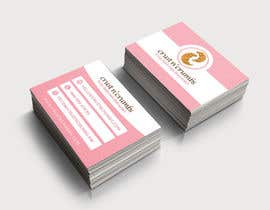 karinariquelme tarafından Design business cards for home based Bakery için no 50