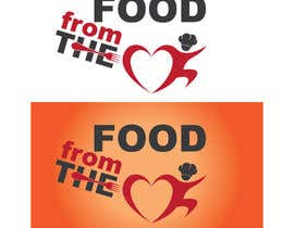 #17 untuk Design a Logo for Food From The Heart oleh manukhimani