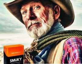 #76 for Magazine Advertisement for SMUKY by F5DesignStudio