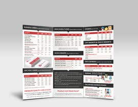 rahulsagardesign tarafından Redesign Our Brochure For Print Company (Images provided) için no 22