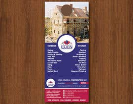 raywind tarafından Design a Flyer for a general contractor için no 7