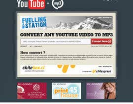 #41 untuk Youtube to MP3 Converter Website oleh hipnotyka