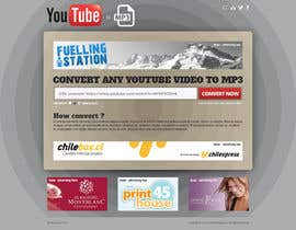 #42 untuk Youtube to MP3 Converter Website oleh hipnotyka