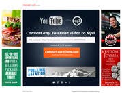 Contest Entry #52 for Youtube to MP3 Converter Website