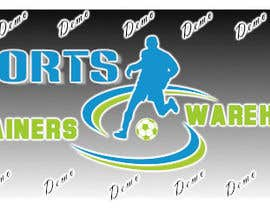 #3 untuk Design a Logo for  sports trainers warehouse oleh hymnaalkuino