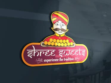 #23 untuk Design a Logo, tag line and a mascot for my Indian Sweets shop oleh jayantiwork