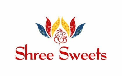 #26 untuk Design a Logo, tag line and a mascot for my Indian Sweets shop oleh manu123dk