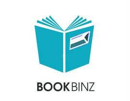 shwetharamnath tarafından Design a Logo- BookBinz için no 14