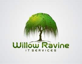 airbrusheskid tarafından Design a Logo for Willow Ravine IT Services için no 66