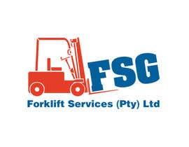 gidzibarra tarafından Design a Logo for a forklift company için no 6