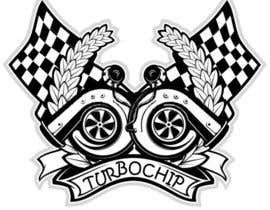 yzbeytr tarafından Design a Turbochip Logo - No limits! için no 12
