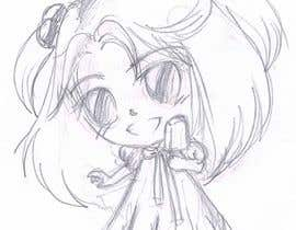 aeypip tarafından Creation and Illustration of a Mascot (Must be a Manga Girl) için no 28