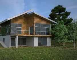 #8 untuk 3D model of Country house oleh Alexnap