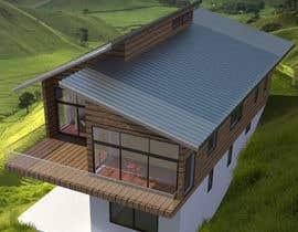 #20 untuk 3D model of Country house oleh moranarsindd