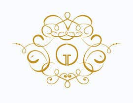#39 untuk Design a Wedding Monogram AND Crest oleh MiaEvr