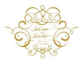 MiaEvr tarafından Design a Wedding Monogram AND Crest için no 47