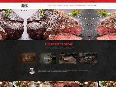 Nadasol tarafından Design a Website için no 29