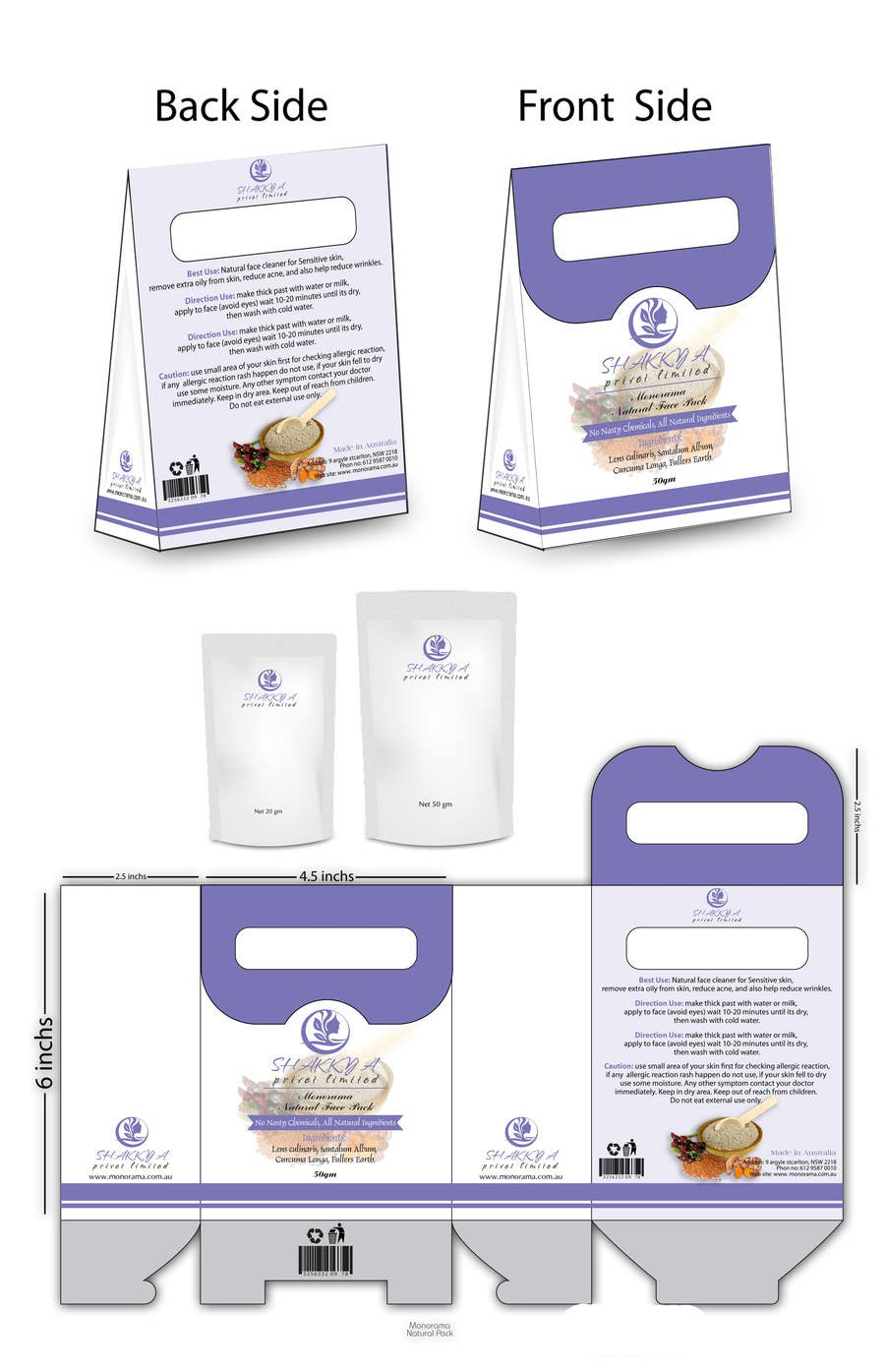 Entry #14 by Mazeduljoni for Packaging Designs | Freelancer