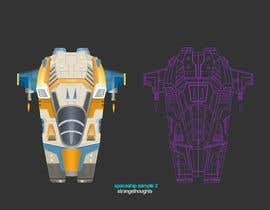 STrangethoughts tarafından Looking for an artist to design 15 spaceships for a mobile game. için no 16