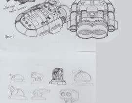 omararia tarafından Looking for an artist to design 15 spaceships for a mobile game. için no 15