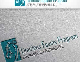 #36 untuk Design a Logo for Limitless Equine Program oleh parikhan4i