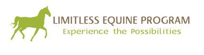 #25 untuk Design a Logo for Limitless Equine Program oleh squirrel1811