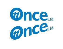 isyaansyari tarafından Design a Logo for Once Ltd için no 25